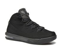 Air Deluxe Sportschuhe in schwarz