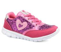 Running Sneaker in rosa