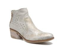 Lalynasa Stiefeletten & Boots in goldinbronze