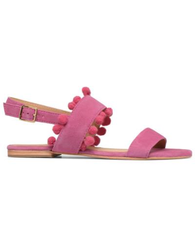 SARENZA Damen Bombay Babes Sandales Plates #2 Sandalen in rosa