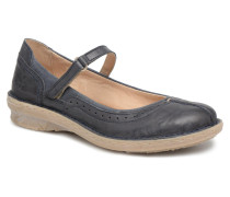 Baxea in rodeo oceano Ballerinas blau