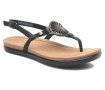 Ayden Sandalen in schwarz