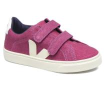 Esplar Small Velcro Sneaker in lila