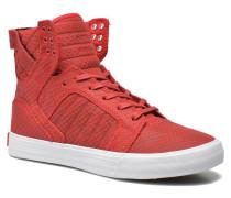 Skytop Sneaker in rot