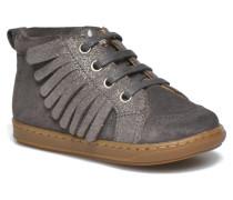 Bouba Lace Fringe Stiefeletten & Boots in grau