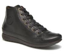 LISBOA W679168 Sneaker in schwarz