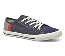 Britt Fabric K Sneaker in blau