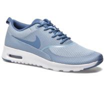 W Air Max Thea Txt Sneaker in blau