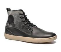 Orakle Stiefeletten & Boots in schwarz