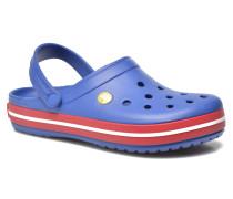 Crocband W Clogs & Pantoletten in blau