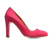 Western Fever #7 Pumps in rosa