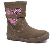 LinniTex Stiefeletten & Boots in braun