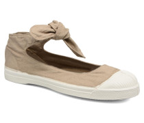 Tennis Flo Ballerinas in beige