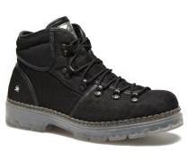 Alpine 200808 Stiefeletten & Boots in schwarz
