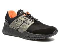 Marseille Sneaker in schwarz