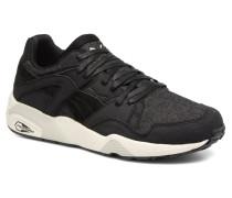 Blaze Denim Sneaker in schwarz