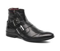 Zedde Stiefeletten & Boots in schwarz