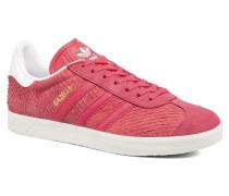 Gazelle W Sneaker in rot