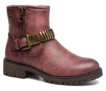 Marion62163 Stiefeletten & Boots in weinrot