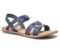 Dix Sandalen in blau