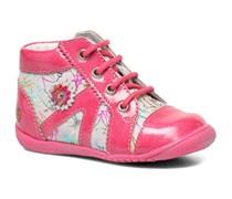 Manelle Stiefeletten & Boots in rosa