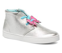PattieFizz Sneaker in silber