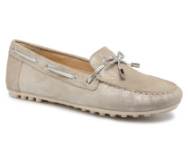 D LEELYAN A D724RA Slipper in silber