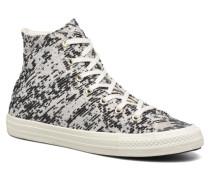Chuck Taylor All Star Gemma Hi Sneaker in weiß