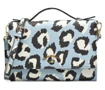 Leceister Iphone wallet Handtaschen für Taschen in blau
