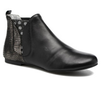 Patch dots Stiefeletten & Boots in silber