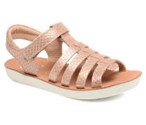 Goa Spart Sandalen in braun