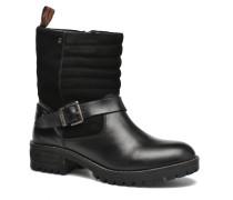 Helen Padded Stiefeletten & Boots in schwarz