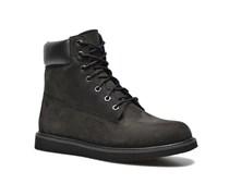 6 in wedge Stiefeletten & Boots schwarz