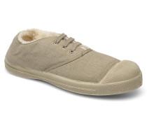 Tennis Fourrees E Sneaker in beige