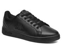Mareses Lace Sneaker in schwarz