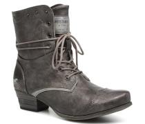 1187517 Damen SchnürStiefelette Stiefeletten & Boots in grau