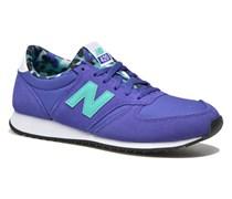 WL420 Sneaker in blau