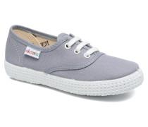 Inglesa Lona Sneaker in grau