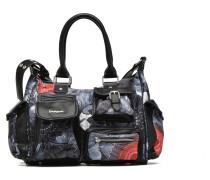 LONDON M SAME Porté main Handtaschen für Taschen in schwarz