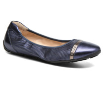 3Omaley Ballerinas in blau