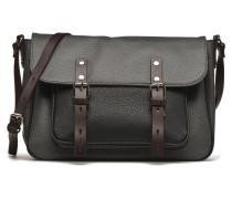 Gibecière grainée Handtaschen für Taschen in grau