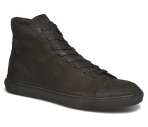 Gates High Sneaker in schwarz