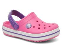 Crocband kids Sandalen in rosa