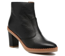 Stasya Bootie Stiefeletten & Boots in schwarz
