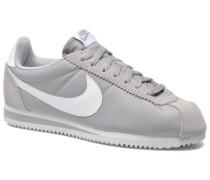 Classic Cortez Nylon Sneaker in grau