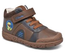 BrontoRoar Inf Sneaker in braun