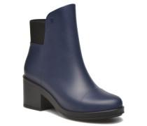elastic boot Stiefeletten & Boots in blau