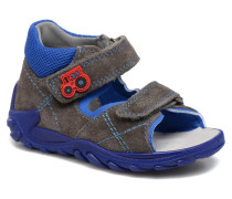 Flow Sandalen in grau