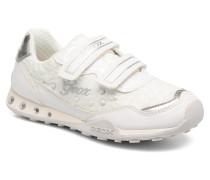 J N.Jocker GJ72G2B Sneaker in weiß