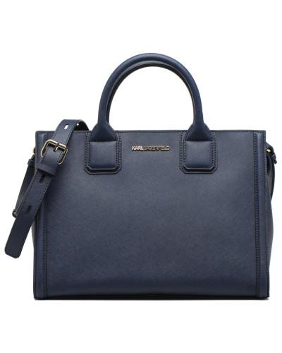 Karl Lagerfeld Damen K Klassic Tote Handtasche in blau Niedrigsten Preis Online Ausverkaufspreise kOWYj2DPRA
